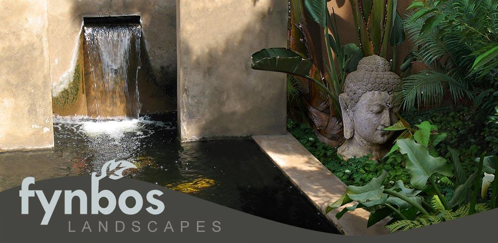 Fynbos Landscapes - Koi Pond Installations